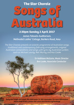 Songs of Australia by the Star Chorale