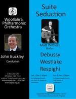 Woollahra Philharmonic Orchestra & Matt Withers - Westlake