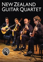 Arts on Tour NZ - New Zealand Guitar Quartet