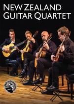Arts on Tour NZ - New Zealand Guitar Quartet