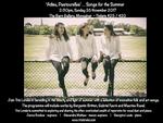 'Adieu, Pastourelles' - Songs for the Summer