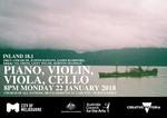 Inland 18.1: Piano, Violin, Viola, Cello