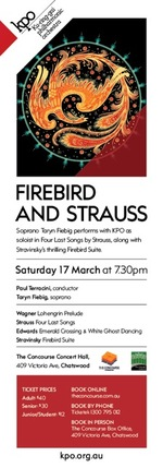 KPO presents 'Firebird & Strauss'