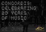 Concordis: Celebrating 20 Years of Music