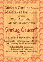 Spring Concert! Mandolins and more in concert.