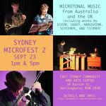 Sydney MicroFest 2