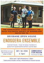 Colonial Chords : Music for banjo, mandolin and guitar from Queensland's earliest colonial days