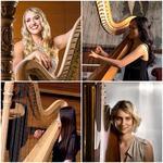Australian Harp Quartet Debut