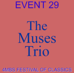 The Muses Trio