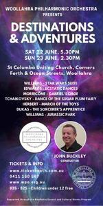 Woollahra Philharmonic Orchestra : Destinations & Adventures