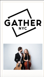GatherNYC: Boyd Meets Girl