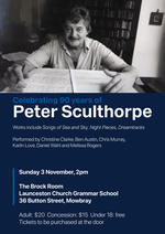 Celebrating 90 Years of Peter Sculthorpe