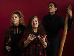 William Barton, Aunty Delmae Barton & Veronique Serret : Sydney Festival
