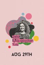 SIMA Zela Margossian Trio