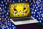 Screen Dive - Online Sound Playground