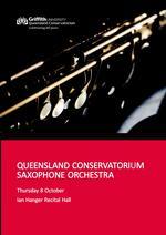 Queensland Conservatorium Saxophone Orchestra