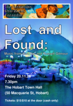 Lost and Found: Music from Don Kay and Russell Gilmour