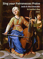 Josie and the Emeralds : St Cecilia's Day concert