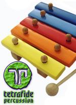 Tetrafide Percussion