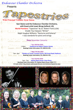 Tapestries : Kym Staton, Endeavour Chamber Orchestra and Friends