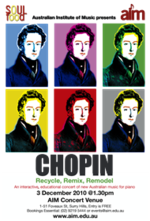 Chopin  : remix, recycle, remodel
