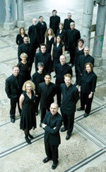 Sydney Chamber Choir: Bach to the Future