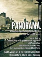 Panorama: A recital of Australian chamber music
