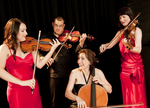 Flinders Quartet : Intimate Letters