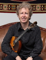 Stephen Lalor (solo mandolin), with Mark & Beverly Davis (USA)