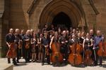 The Bourbaki Ensemble: music for harp and strings