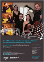 ACMS Chamber Music Series @ The Independent