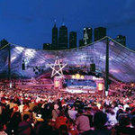 Melbourne Symphony Orchestra at the Myer Music Bowl