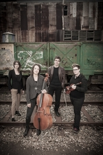 Zephyr Quartet CD launch concerts