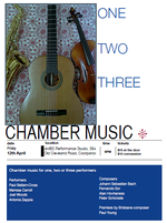 One Two Three Chamber Music