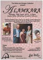 ALAMKARA :  [Sanskrit: ornamented, decorative poetic beauty]