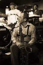 Tim Clarkson Trio album launch
