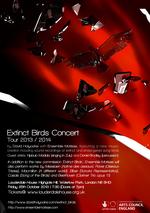Extinct Birds - premiere