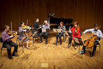 Australia Ensemble @UNSW Free Lunch Hour Workshop Series 2013: John Peterson and Sue Healey