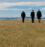 The Necks - Tony Bucks & Chris Abrahams solo : 2014 Australian tour