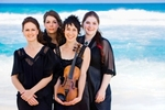 Australian String Quartet at Campbell Park Station