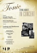 Tonic String Quartet in Leicchardt