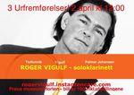 Roger Vigulf - solo recital