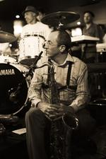 Tim Clarkson Trio (Live recording)