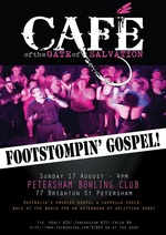 Footstompin' Gospel : The Cafe of the Gate of Salvation