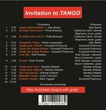 Invitation to TANGO - CD launch
