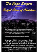 Bright Stars at Christmas