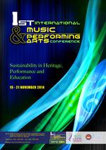 Creative Journeys: Live Performance at the International Music and Performing Arts Conference, Universiti Pendidikan Sultan Idris, Tanjung Malim, Perak, Malaysia
