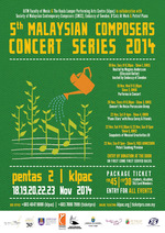 """""""Piano Stars"""": Ross Carey and Friends at the 5th UiTM Malaysian Composers Series"""