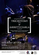 Trichotomy + Jarrett/Ciarla
