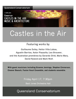 Castles in the Air: Music & Architecture